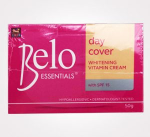 belo essentails day cover whitening cream