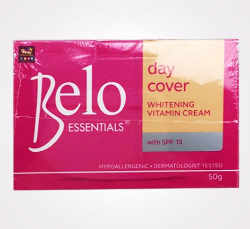 belo essentails day cover whitening cream
