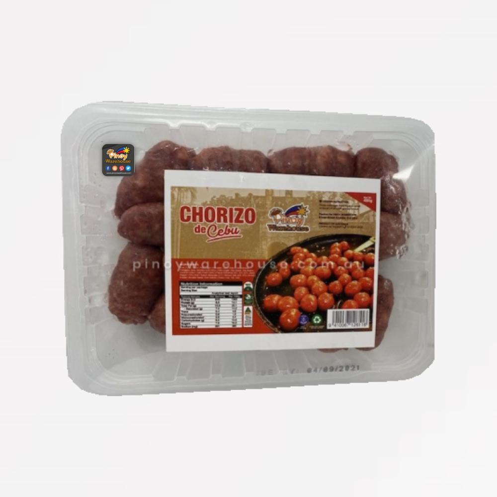 Chorizo De Cebu 480g
