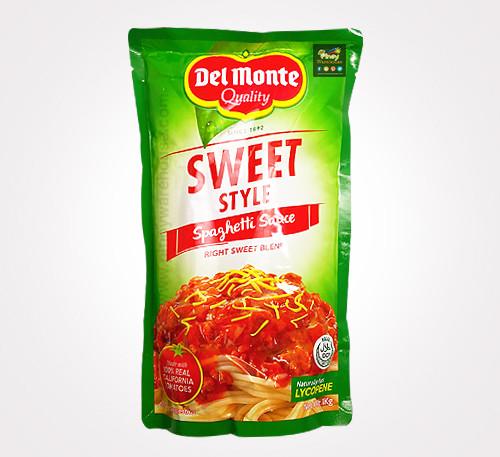 del monte sweet style