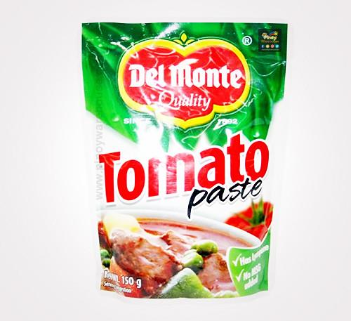 delmonte tomato paste