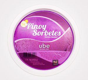 pinoy sorbetes ube