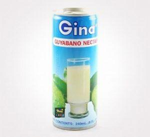 gino guyabano nectar