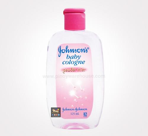 johnsons baby colonge powder mis