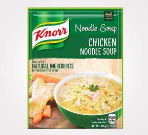 knorr noodle soup chicken noodle soup