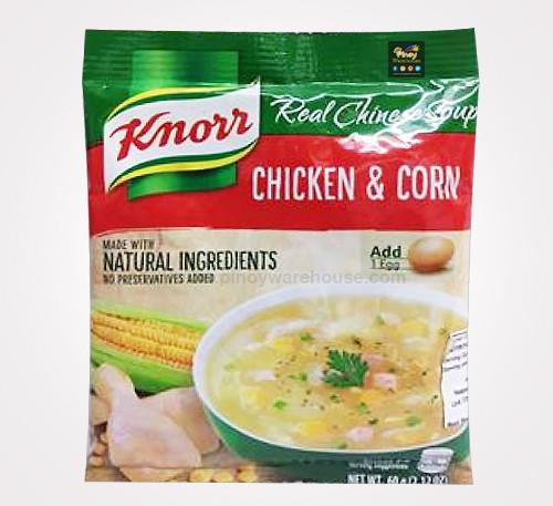 knorr chicken & corn