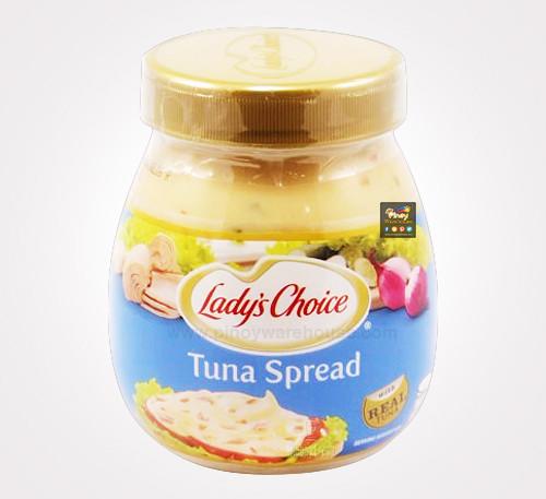 ladys choice tuna spread