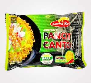 lucky me pancit canton chilimansi