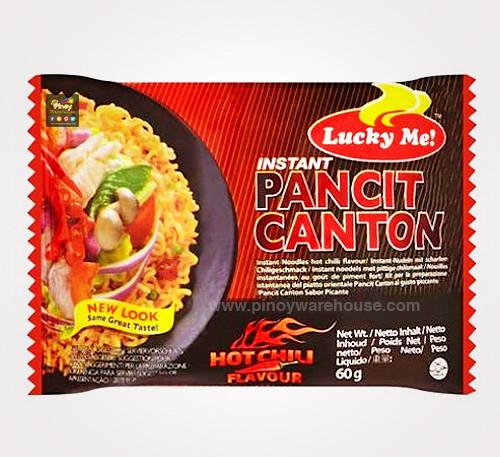 lucky me pancit canton hot chili