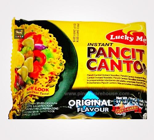 lucky me pancit canton