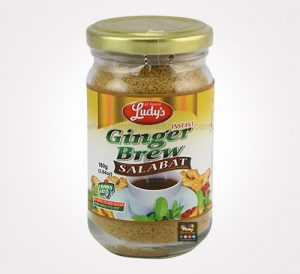 ludys ginger brew salabat