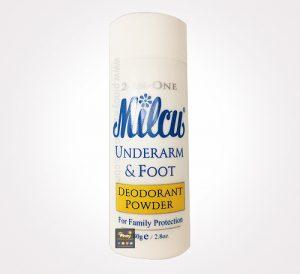 milcu underarm & foot