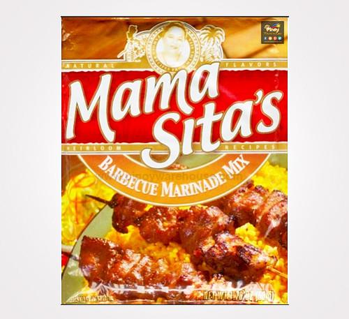 mama sitas barbecue marinde mix