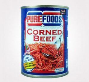 purefoods corned beef