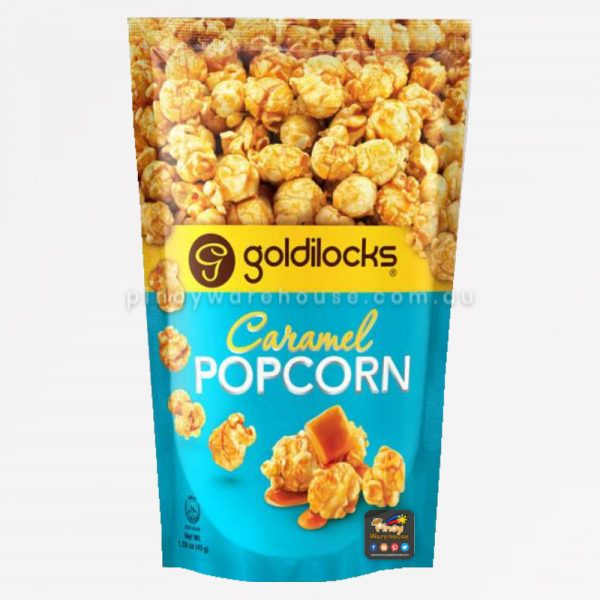goldilocks caramel popcorn