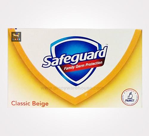 safeguard classic beige