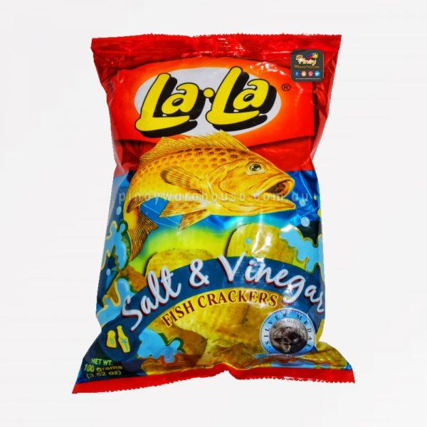 lala salt and vinegar
