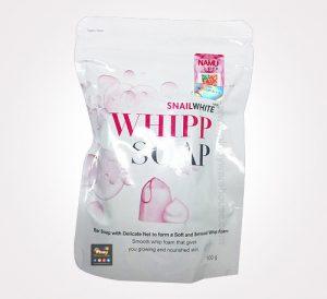 snailwhite whipp soap
