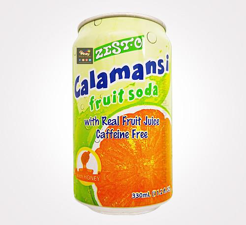 zest o calamansi fruit soda